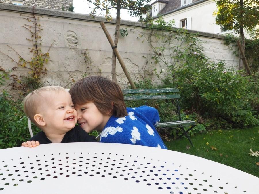 Grand frère / Petite soeur