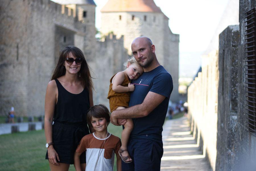 Les salins de Gruissan et Carcassonne