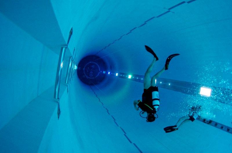 La piscina pi profonda del mondo si trova in Veneto  WePlaya
