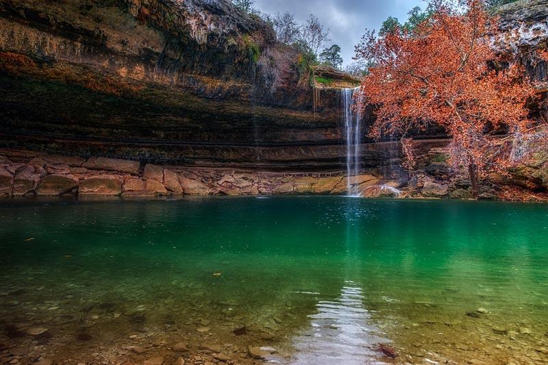 Hamilton Pool In Texas C Chi Dice Che Sia La Piscina Naturale Pi Bella Del Mondo E Forse Non