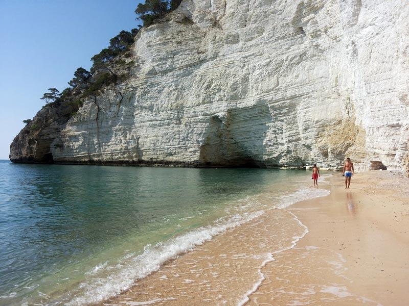 10 Spiagge In Puglia DallAdriatico Allo Ionio  WePlaya