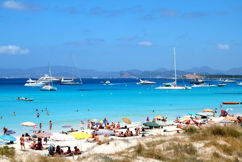 Formentera spiagge 10 da visitare assolutamente  WePlaya