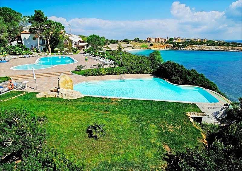 Hotel sul mare ad Alghero  WePlaya