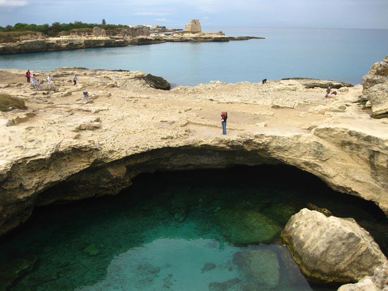La Piscina Naturale Di Roca Vecchia Nel Salento Uno Spettacolo Della Natura  WePlaya
