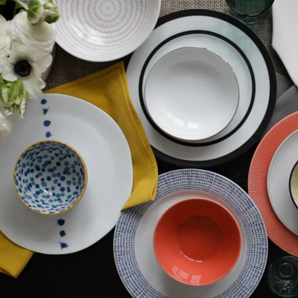 Mix  Match Dinnerware Place Settings by the Piece