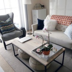 Settee Living Room End Tables Contemporary Decor Ideas For