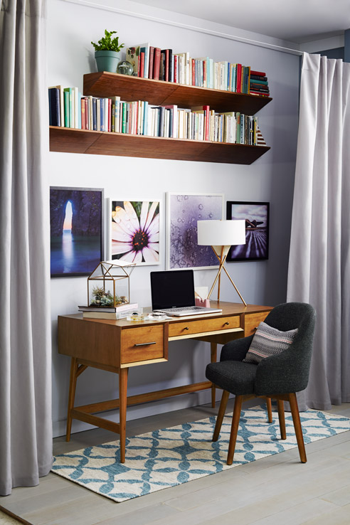 Stylish Decorating Ideas For Small Apartment