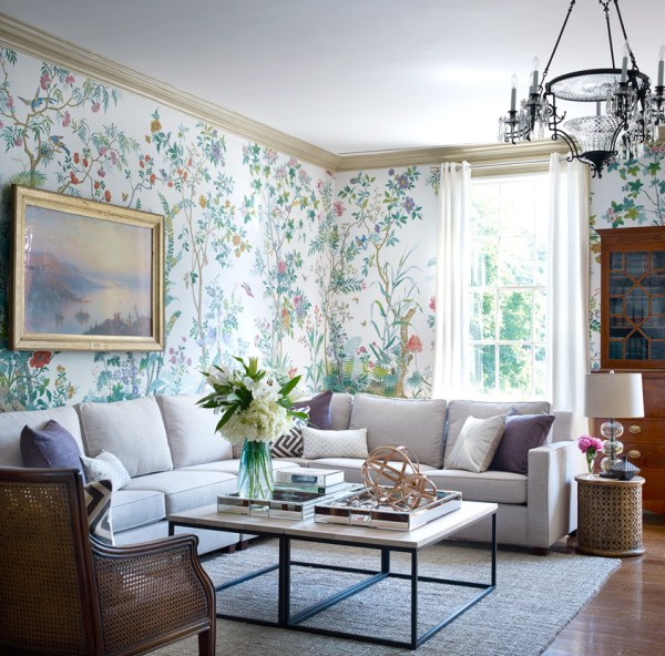 Living Room Ideas Spring