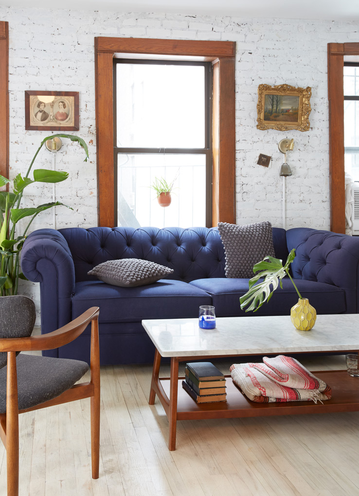 Scandinavian Design For Small Living Rooms