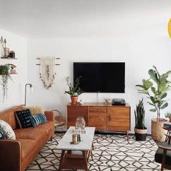 West Elm Living Rooms How To Clean Up The Room Fast Before After New Darlings Desert Inspired Home What Did Your