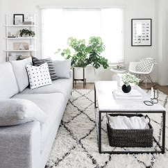 West Elm Living Rooms Painting Ideas For Room With Vaulted Ceilings How To Perfect Your Coffee Table Game In 3 Simple Steps Front Main Black And White Modern By Amy Kim Of Homey Oh My