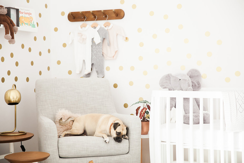 How To Choose Timeless Furniture For A Babys Room  Front