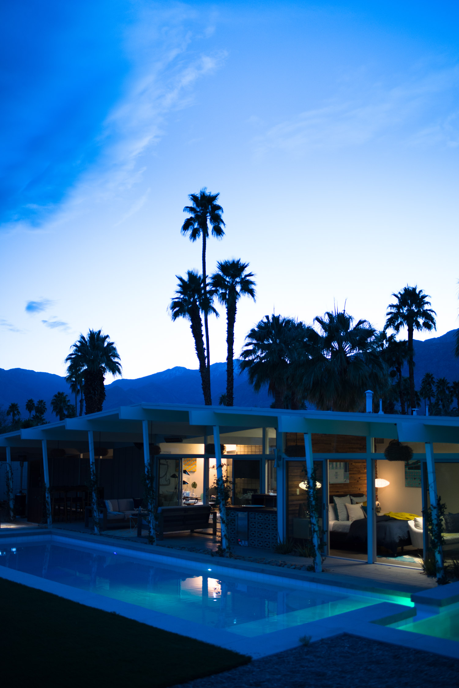 A Potluck In Palm Springs That Brings Music To The Table  Front  Main