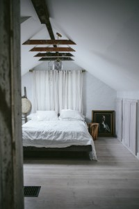 A Cramped Attic Space Gets Opened Up - Front + Main