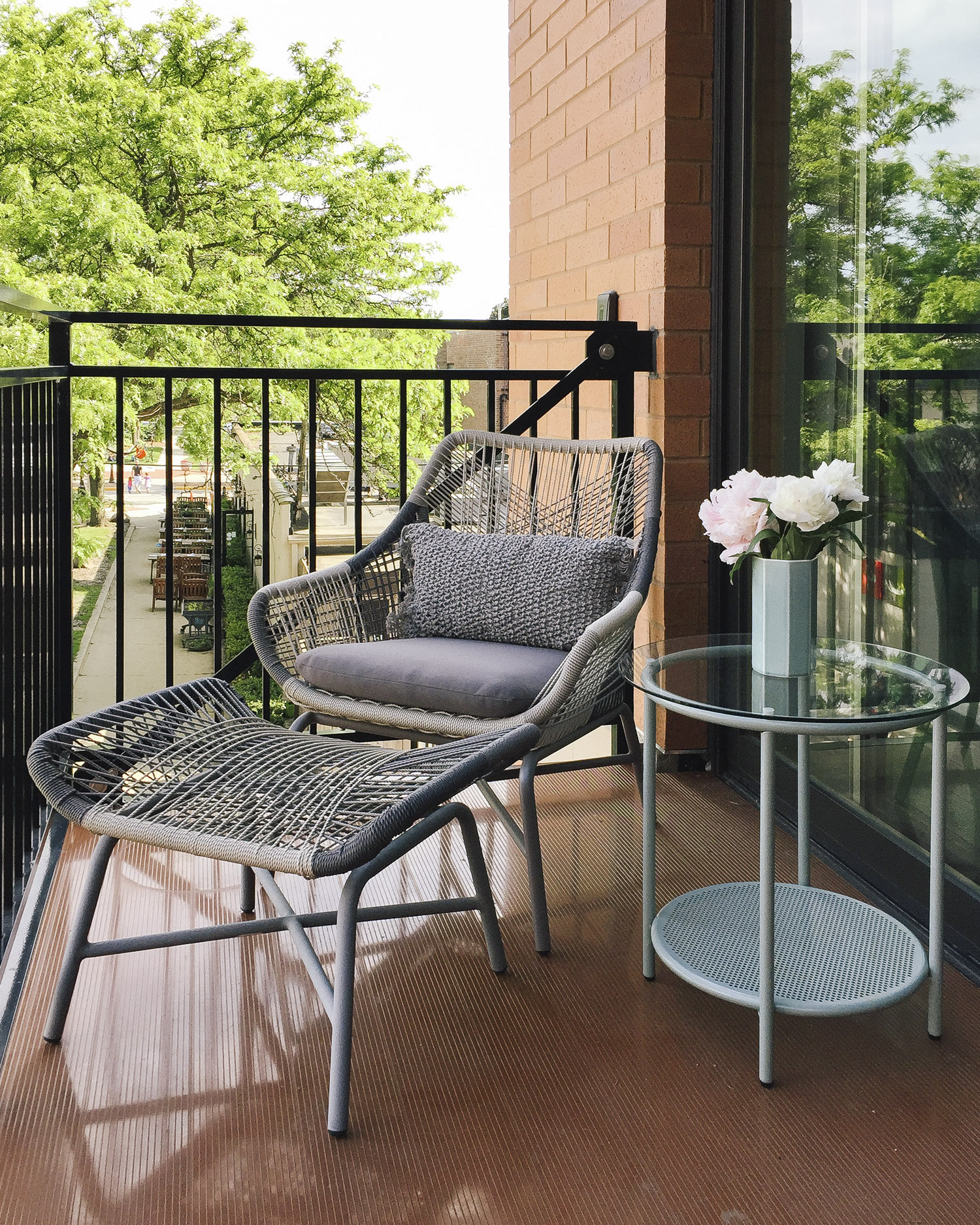 west elm everett chair antique metal patio chairs a fresh condo design for an active family front 43 main