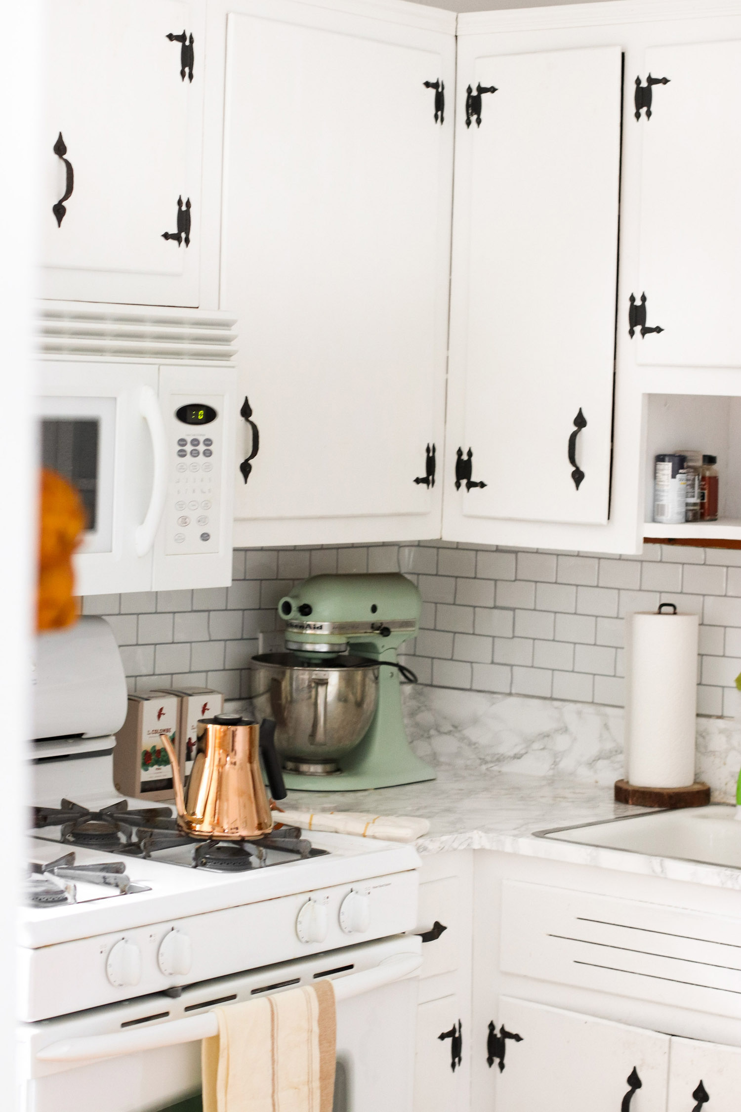 Modernizing A 1950 S Kitchen Retaining The Charm Front