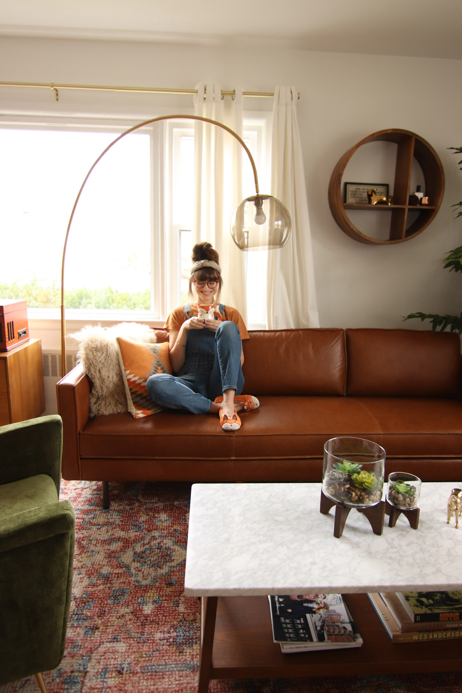 west elm living rooms gray and beige room ideas considered color in a makeover front main steffy s mid century