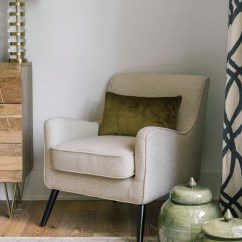 West Elm Everett Chair Divani Casa Charles Modern White Leather Reclining Four Story Townhome Outfitted To Inspire Front 43 Main