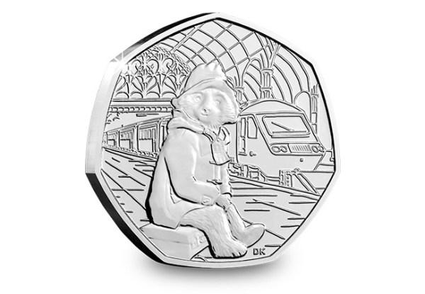 paddington bear 50p coins # 17
