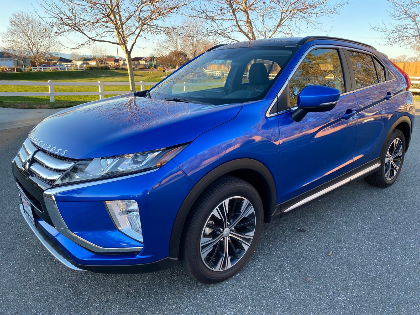 2020 Mitsubishi Eclipse Cross offered by West Mitsubishi