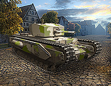 World Of Tanks — Quiz