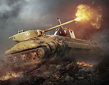 World Of Tanks — Crush Tank