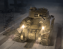 World Of Tanks — Touch The Legend
