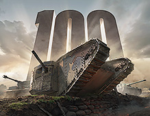 World Of Tanks — 100 Years