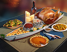 World Of Warships — Thanksgiving Day