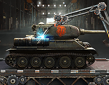 World Of Tanks — Tank Factory