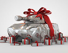 World Of Tanks — Gift
