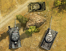 World Of Tanks — Hero