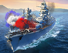 World Of Warships — French Cruisers
