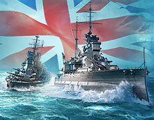 World Of Warships — British Battleships