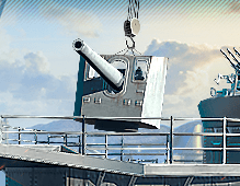 World Of Warships — Install Turret