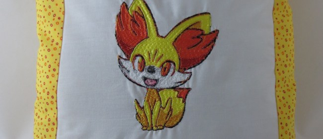 Fennekin Pillow