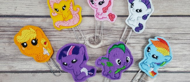 Baby My Little Pony Felties