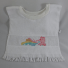 Cheer Bear Towel Bib
