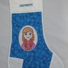 Frozen Anna Stocking