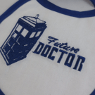 Future Doctor Infant Bib