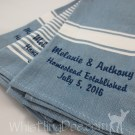 Melanie & Anthony Towels