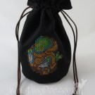 Tonberry Drawstring Dice Bag