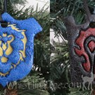 Horde & Alliance Ornaments