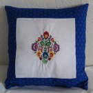 Polish Folk Art Pillow