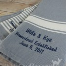 Milo & Kye Embroidered Towels