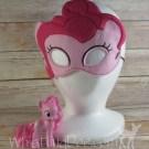 Pinkie Pie Felt Mask