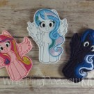 Alicorn Princess Finger Puppets