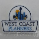 West Coast Planners Custom Feltie