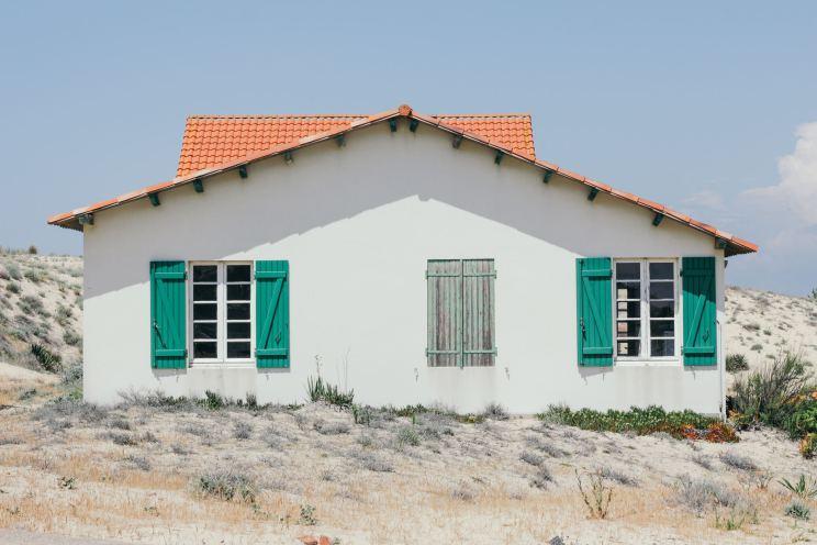 Oceanoid WordPress theme beach house