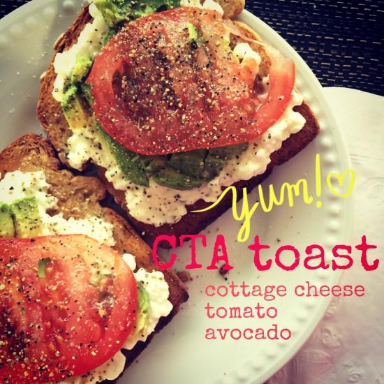 CTA Toast